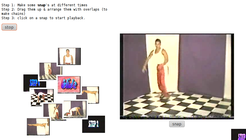 Screenshot of How To Breakdance in Javascript