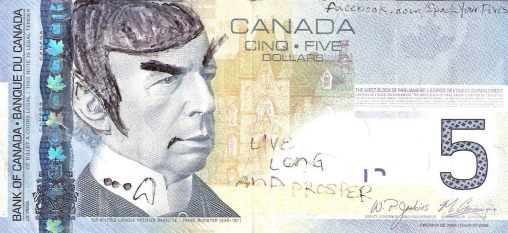 SpockedCanadianCurrency